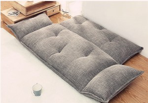 image4 Lazy Sofa, Tatami Small Huxing Double Japanese Dual-purpose Reading Bedroom, Balcony, Leisure Folding Sofa Bed