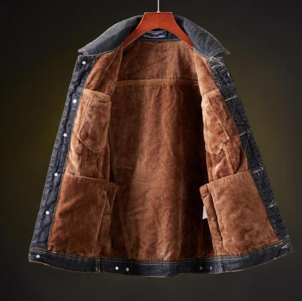 winter Men Jacket And Coat Warm Fleece Denim Jacket Fashion Mens Jean Jackets Outwear Male Cowboy 1 winter Men Jacket And Coat Warm Fleece Denim Jacket Fashion Mens Jean Jackets Outwear Male Cowboy