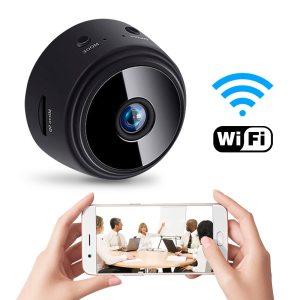 1080P HD Mini WIFI IP Camera Wireless Hidden Home Security Dvr Night Vision Motion Detect Mini Innrech Market.com