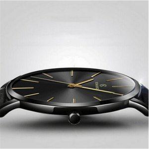 Fashion Mens Watches Top Brand Luxury Quartz Watch Men Casual Slim Mesh Steel Waterproof Sport Watch Innrech Market.com