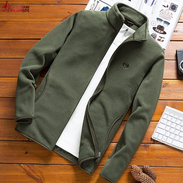 Man Fleece Tactical Softshell Jacket outwear Windbreaker Thermal Sporting male Tourism Mountain coats men Army jackets Man Fleece Tactical Softshell Jacket outwear Windbreaker Thermal Sporting male Tourism Mountain coats men Army jackets