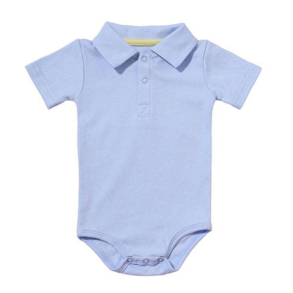 Summer Baby Boy Girl Rompers Turn down Collar Infant Newborn Cotton Clothes Jumpsuit For 0 2Y 5 Summer Baby Boy Girl Rompers Turn-down Collar Infant Newborn Cotton Clothes Jumpsuit For 0-2Y Toddlers Bebe Outfits