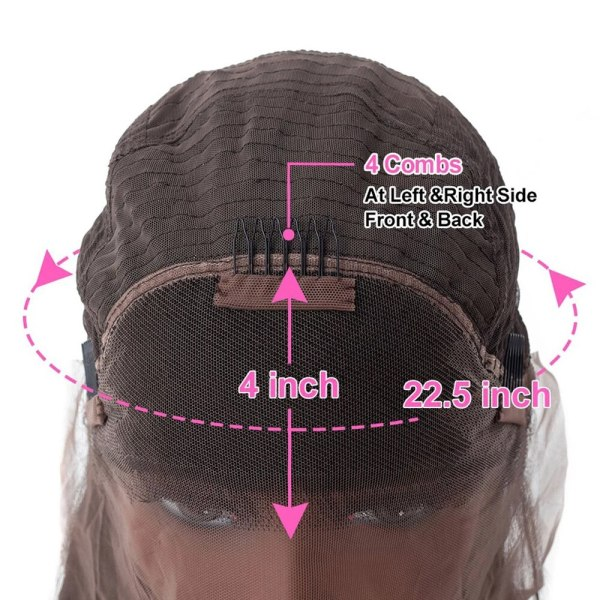 Unice Hair 13 4 Straight Bob Ombre T1B30 Human Hair Wigs 8 14 Inch Pre Plucked 3 Unice Hair 13*4 Straight Bob Ombre T1B30 Human Hair Wigs 8-14 Inch Pre Plucked Remy Hair Lace Front Wig