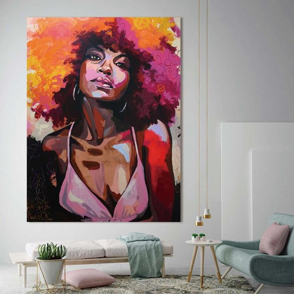 canvas painting figure Picture wall art Picture portrait home decor painting abstract women picuture art poster 5 canvas painting figure Picture wall art Picture portrait home decor painting abstract women picuture art poster and prints