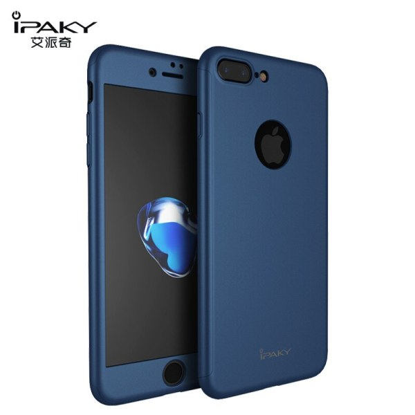 ipaky For iPhone XS MAX Case 360 Full Protective Hard PC Tempered Flim Case cover For 4 ipaky For iPhone XS MAX Case 360 Full Protective Hard PC Tempered Flim Case cover For iPhone X XR 8 7 6 6s 10 s plus coque cases
