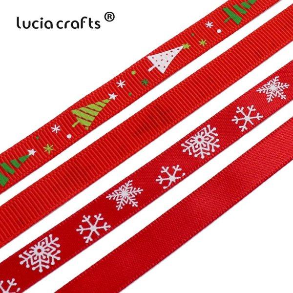 "12yards 3 8 10mm 6 25mm White Green Red Random 12styles Printing Grosgrain Satin Ribbons Christmas 4 12yards 3/8"" 10mm /6-25mm White,Green,Red Random 12styles Printing Grosgrain Satin Ribbons Christmas Decoration S0204"