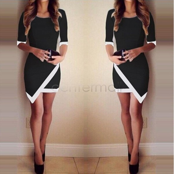 2018 Fashion Dress Women Bandage Bodycon Half Sleeve Evening Sexy Party Mini Dress Ladies Short Mini 3 2018 Fashion Dress Women Bandage Bodycon Half Sleeve Evening Sexy Party Mini Dress Ladies Short Mini Dress Vestidos