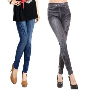 2019 Nice Stretchy Jeans Women Look Fashion Jeans For Women Sexy Slimming Skinny Leg Pants Hole Innrech Market.com