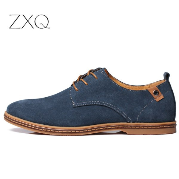 2019 fashion men casual shoes new spring men flats lace up male suede oxfords men leather 1 2019 fashion men casual shoes new spring men flats lace up male suede oxfords men leather shoes zapatillas hombre size 38-48