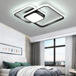 Bedroom Living room Ceiling Lights Lamp Modern lustre de plafond moderne Dimming Acrylic Modern LED Ceiling Innrech Market.com
