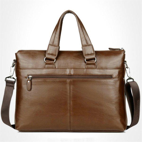 Cowhide Leather men s Briefcase men laptop male messenger bag Men s shoulder bags briefcases for 4 Cowhide Leather men's Briefcase men laptop male messenger bag Men's shoulder bags briefcases for documents bag