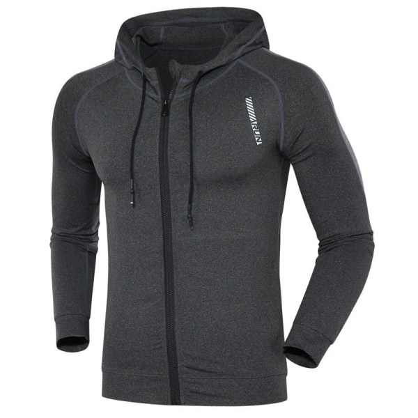 Gym Jacket Men Sports Coat Fitness Long Sleeve Running Elastic Tight Hoodies Zipper Slim Hiking Sweatshirts 3 Gym Jacket Men Sports Coat Fitness Long Sleeve Running Elastic Tight Hoodies Zipper Slim Hiking Sweatshirts Male Jogging Jackets