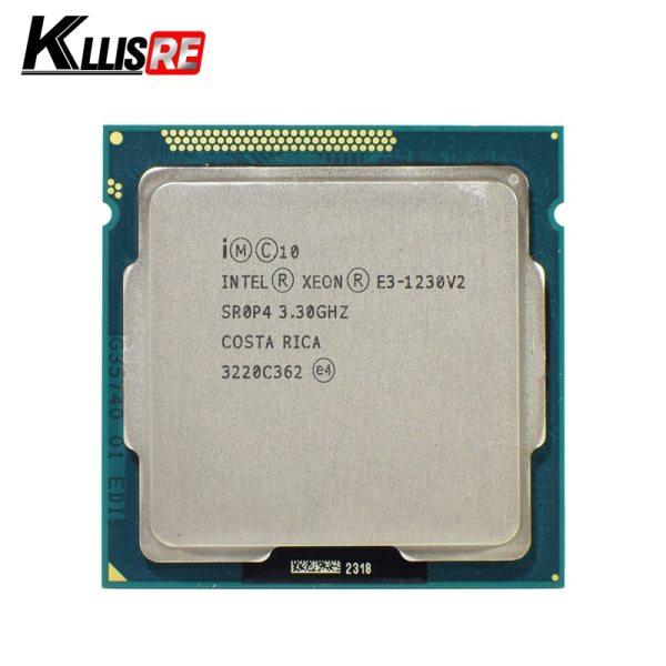 Intel Xeon E3 1230 V2 3 3GHz SR0P4 8M Quad Core LGA 1155 CPU E3 1230 Intel Xeon E3 1230 V2 3.3GHz SR0P4 8M Quad Core LGA 1155 CPU E3-1230 V2 Processor cpu
