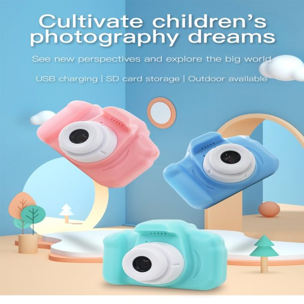 TISHRIC Mini Digital Children s Camera 1080P Kids Educational Toys camera For Shooting Video For Children 3 TISHRIC Mini Digital Children's Camera 1080P Kids Educational Toys camera For Shooting Video For Children Baby Birthday/Gifts