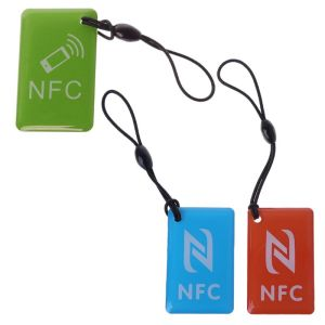 Waterproof NFC Tags Lable Ntag213 13 56mhz RFID Smart Card For All NFC Enabled Phone Patrol Innrech Market.com