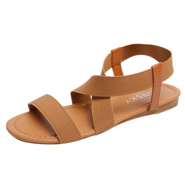 2019 Women s Sandals Spring Summer Ladies Shoes Low Heel Anti Skidding Beach Shoes Peep toe 3 2019 Women's Sandals Spring Summer Ladies Shoes Low Heel Anti Skidding Beach Shoes Peep-toe Fashion Casual Walking sandalias