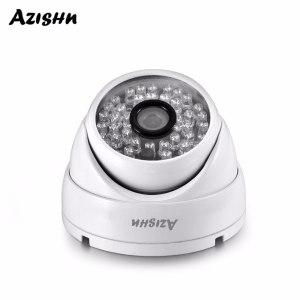 AZISHN Full HD 3MP SONY IMX307 sensor POE Security Dome Camera ONVIF H 265 IR Night Innrech Market.com