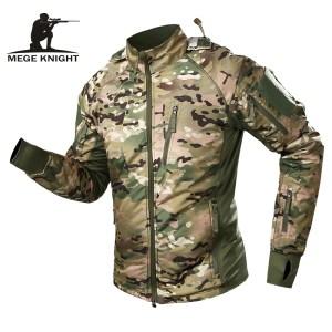 MEGE Men s Waterproof Military Tactical Jacket Men Warm Windbreaker Bomber Jacket Camouflage Hooded Coat US Innrech Market.com