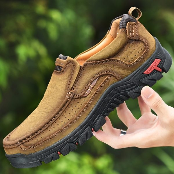 Men Casual Shoes Sneakers 2019 New High Quality Vintage 100 Genuine Leather Shoes Men Cow Leather 3 Men Casual Shoes Sneakers 2019 New High Quality Vintage 100% Genuine Leather Shoes Men Cow Leather Flats Leather Shoes Men