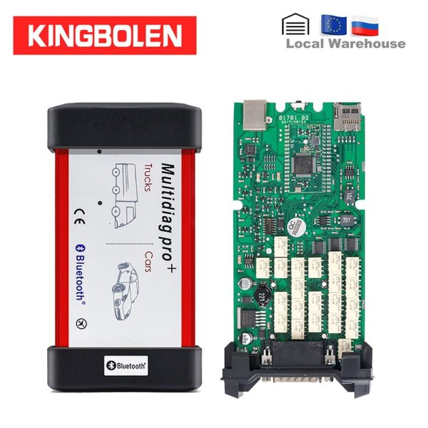 Multidiag Pro vci 2016 R0 Keygen Single green board PCB OBDII interface CAR TRUCK Diagnostic tool Multidiag Pro+ vci 2016 R0 Keygen Single green board PCB OBDII interface CAR/TRUCK Diagnostic tool CDP TCS Auto Scanner