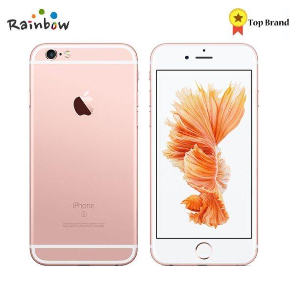 "Original Apple iPhone 6s iOS Dual Core 2GB RAM 16GB 64GB 128GB ROM 4 7 12 Original Apple iPhone 6s iOS Dual Core 2GB RAM 16GB 64GB 128GB ROM 4.7"" 12.0MP Camera 4G LTE Mobile Phone"