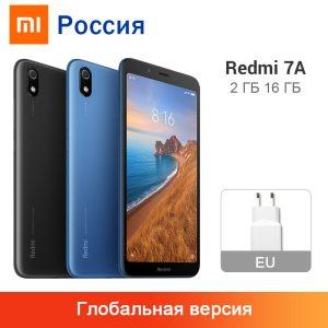 Original Global Version Xiaomi Redmi 7A 2GB RAM 16GB ROM Smartphone 4000mAh Snapdargon 439 Octa core Innrech Market.com