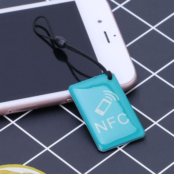Waterproof NFC Tags Lable Ntag213 13 56mhz RFID Smart Card For All NFC Enabled Phone Patrol 2 Waterproof NFC Tags Lable Ntag213 13.56mhz RFID Smart Card For All NFC Enabled Phone Patrol attendance access