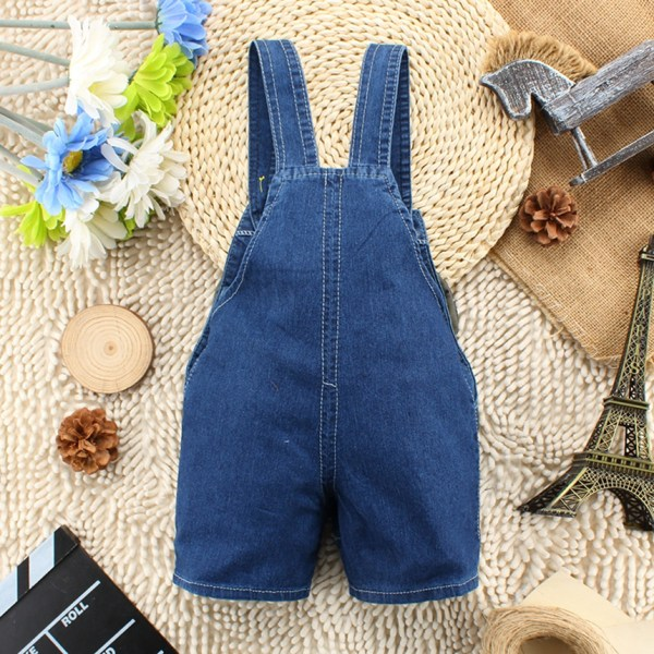 1 2 3 4T Baby Clothing Boys Girls Jeans Overalls Shorts Toddler Kids Denim Rompers Cute 1 1 2 3 4T Baby Clothing Boys Girls Jeans Overalls Shorts Toddler Kids Denim Rompers Cute Cartoon Bebe Pants Summer Bib Clothes