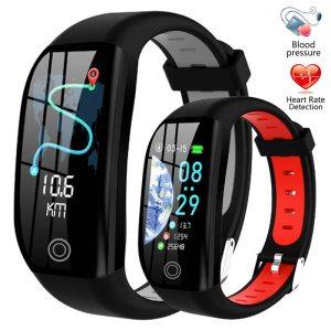 GPS Smart Bracelet Band IP68 Waterproof Cardio Bracelet Activity Tracker Heart Rate Pressure Measurement Health Wristband Innrech Market.com