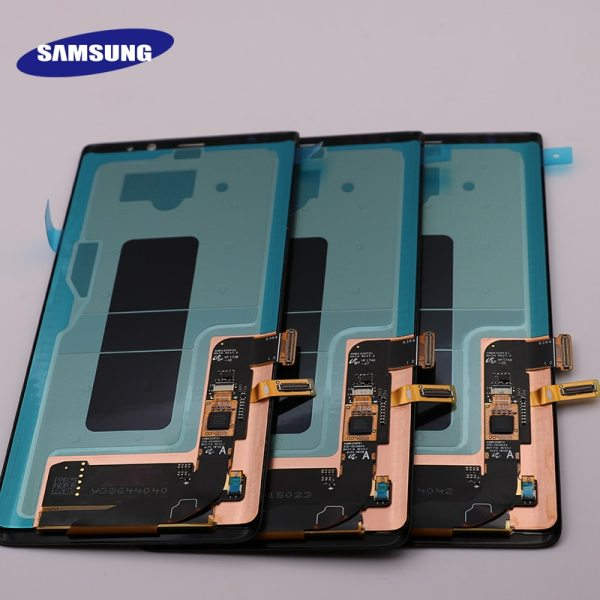 ORIGINAL 6 3 Display with Burn Shadow LCD for SAMSUNG Galaxy Note8 N9500 N950F N900D N900DS 5 ORIGINAL 6.3'' Display with Burn-Shadow LCD for SAMSUNG Galaxy Note8 N9500 N950F N900D N900DS Touch Screen Digitizer with Frame