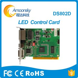 hot selling ds802d led screen billboard led video wall controller controller led sign Innrech Market.com