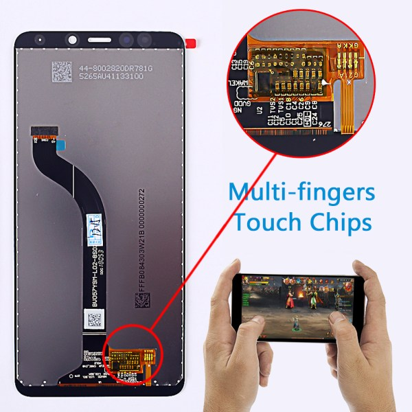 AAA 5 7 inch LCD display for Xiaomi Redmi 5 touch screen digitizer assembly 1440 720 1 AAA 5.7 inch LCD display for Xiaomi Redmi 5 touch screen digitizer assembly 1440*720 Frame Oleophobic Coating 10 Touch
