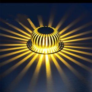 3W RGB LED Ceiling Light Embedded Ceiling lamp Scattering Light Design Aluminum For Living Room Foyer Innrech Market.com