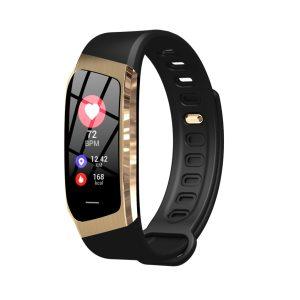 E18 Smart Bracelet Blood Pressure Heart Rate Monitor Fitness Activity Tracker smart watch Waterproof Men Women Innrech Market.com