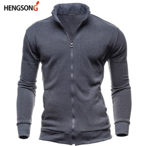 HENGSONG Spring Summer Mens Fashion Outerwear Windbreaker Men S Thin Jackets Casual Sporting Coat Plus Size Innrech Market.com