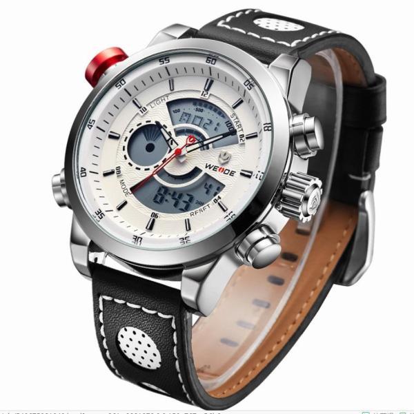 Weide watch Men Luxury Top Brand Quartz Watch Fashion Business Male Watch Shockproof Luminous Wristwatch Weide watch Men Luxury Top Brand Quartz Watch Fashion Business Male Watch Shockproof Luminous Wristwatch