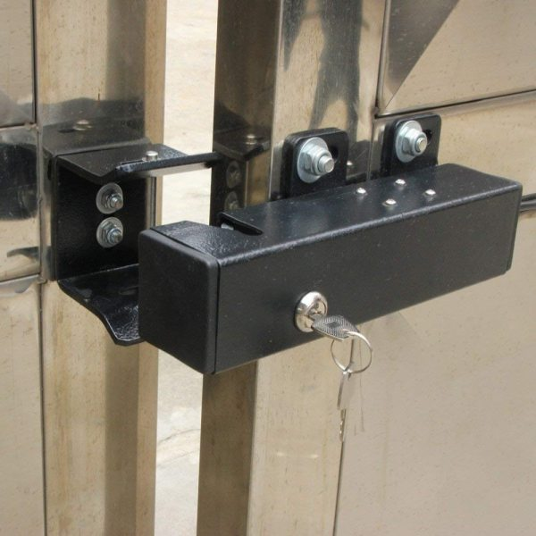 Automatic Electric Gate Lock for Swing Gate Operator Opener system 12VDC or 24VDC Automatic Electric Gate Lock for Swing Gate Operator Opener system 12VDC or 24VDC
