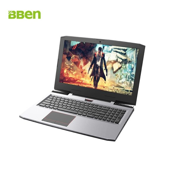 BBEN G16 15 6 IPS Laptop 32GB RAM 512GB SSD 2TB HDD Win10 Nvidia GTX1060 Intel 5 BBEN G16 15.6'' IPS Laptop 32GB RAM 512GB SSD 2TB HDD Win10 Nvidia GTX1060 Intel i7 7700HQ RGB Backlit Keyboard Gaming Computer