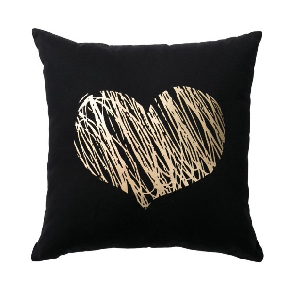 Black Golden Leaves Cushion Brozing Gold Foil Cushion Decorative Pillows Home Decor Throw Pillow Almofadas Decorativas 4 Black Golden Leaves Cushion Brozing Gold Foil Cushion Decorative Pillows Home Decor Throw Pillow Almofadas Decorativas Para Sofa