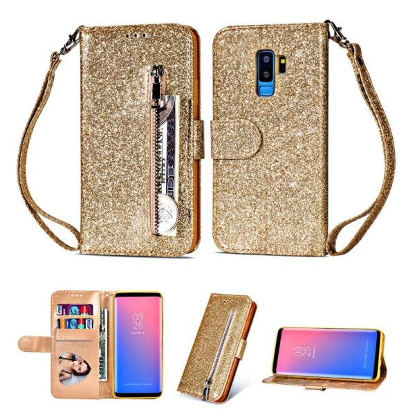Wallet PU Leather Case For Samsung Galaxy S11 S10 E S9 S8 Plus S6 S7 Edge 2 Wallet PU Leather Case For Samsung Galaxy S11 S10 E S9 S8 Plus S6 S7 Edge Note 10 Pro 8 9 Glitter Silicone Card Slot Flip Cover