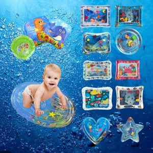 water play mat Various Models Inflatable Children Patted Pad Infant Baby Water Cushion Big Collection Innrech Market.com