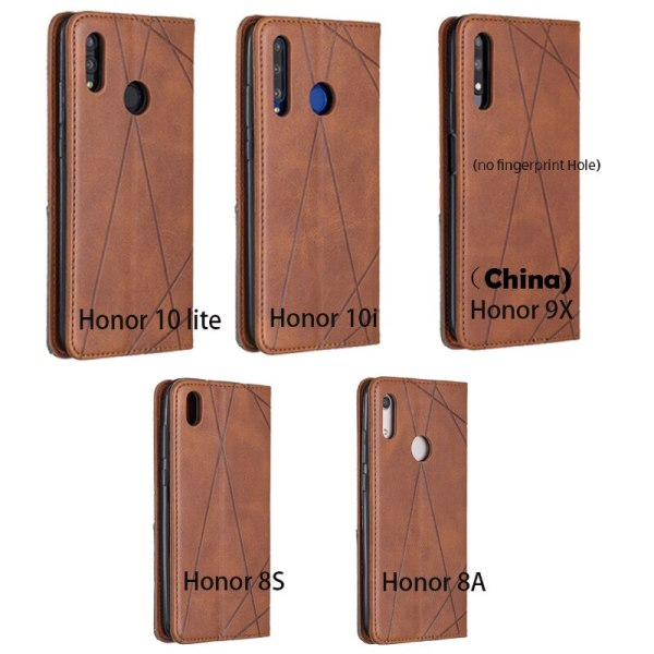For Huawei Honor 10 Lite Case Leather Wallet Flip Cover Soft Silicone Case for Honor 10i 4 For Huawei Honor 10 Lite Case Leather Wallet Flip Cover Soft Silicone Case for Honor 10i 9X 8A 8S Magnetic Case Card Holder