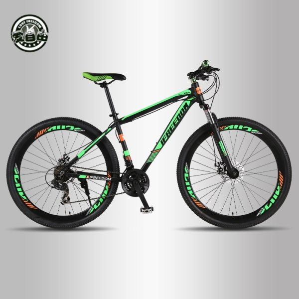 Love Freedom High Quality 29 Inch Mountain Bike 21 24 Speed Aluminum Frame Bicycle Front And 1 Love Freedom High Quality 29 Inch Mountain Bike 21/24 Speed Aluminum Frame Bicycle Front And Rear Mechanical Disc Brake