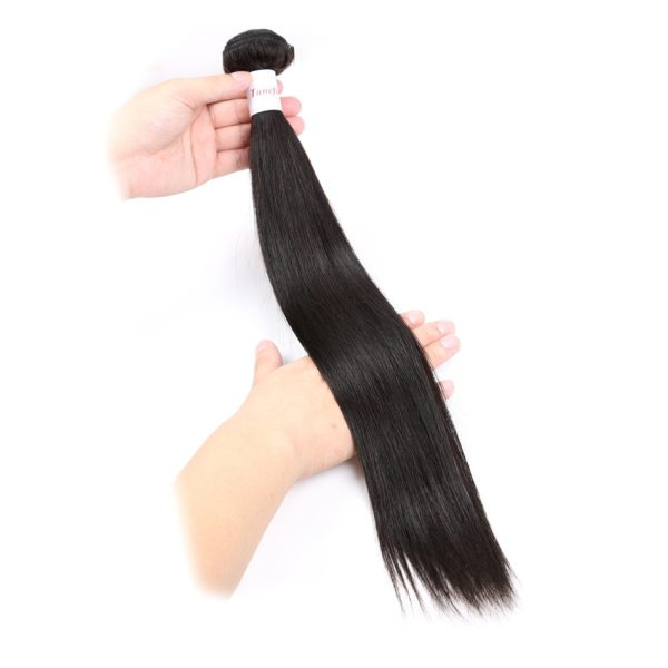 Straight Human Hair 3 Bundles With Closure Tuneful 100 Remy Hair Weft Weave Extensions Brazilian Hair 1 Straight Human Hair 3 Bundles With Closure Tuneful 100% Remy Hair Weft Weave Extensions Brazilian Hair Bundles With Closure