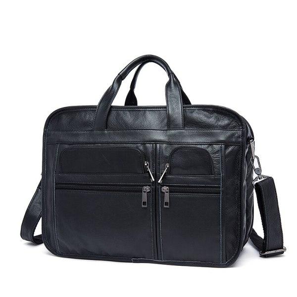 WESTAL men s genuine leather bag for men s briefcase office bags for men leather laptop 5 WESTAL men's genuine leather bag for men's briefcase office bags for men leather laptop bag document business briefcase handbag