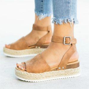 Women Sandals Plus Size Wedges Shoes For Women High Heels Sandals Summer Shoes 2019 Flip Flop Innrech Market.com
