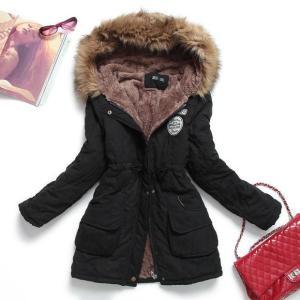 2019 New Parkas Female Women Winter Coat Thickening Cotton Winter Jacket Womens Outwear Parkas for Women Innrech Market.com