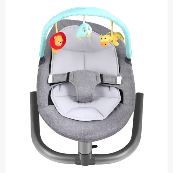 Infant Newborn Baby Rocking Chair Baby Manual Non Electric Cradle Sleeping Chair With Pendant Toy Mosquito Infant Newborn Baby Rocking Chair Baby Manual Non-Electric Cradle Sleeping Chair With Pendant Toy Mosquito Net