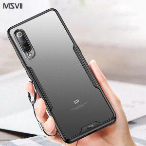 Msvii Cover For Xiaomi Mi 9 Case 360 Cristal For Xiaomi Mi 9 SE Case Silicone Innrech Market.com