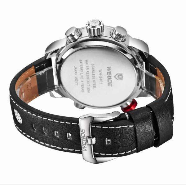 Weide watch Men Luxury Top Brand Quartz Watch Fashion Business Male Watch Shockproof Luminous Wristwatch 1 Weide watch Men Luxury Top Brand Quartz Watch Fashion Business Male Watch Shockproof Luminous Wristwatch